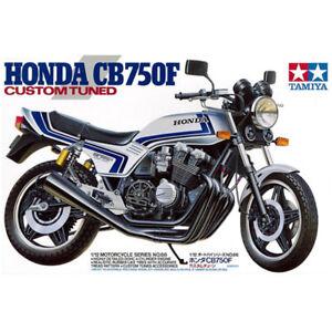 TAMIYA-14066-HONDA-CB750F-Custom-Tuned-Ltd-Edition-1-12-Moto-MODEL-KIT