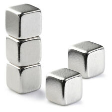 Very Strong 5mm Cube Neodymium Magnets 11kg Pull Rare Earth Block Magnetic N42