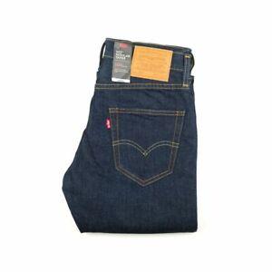 Levis-502-Rock-Cod-Dunkelblau-Regular-Tapered-295070280-Red-Tab-Jeans-Neu