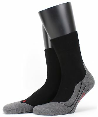 Falke Ladies Running Socks, Ru4, With Medium Cushioning Novel (In) Design;