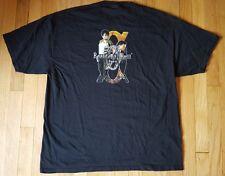 Capcom RESIDENT EVIL ZERO shirt XL promo Gamecube Wii Nintendo video game zombie