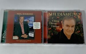 Neil Diamond - The Christmas Album, Vol. II & A Cherry, Cherry Christmas (2 CDs) 886977394829 | eBay