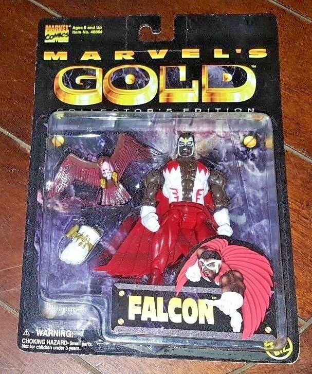 Marvel Comics Marvel's Gold Collector's Edition: FALCON Action Figure