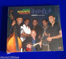 NEW SEALED Addis Acoustic Project - Tewesta (Remembrance, 2011) CD