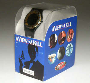 A-VIEW-TO-A-KILL-Swatch-SKIN-BEAT-JAMES-BOND-Edition-NIP-RARE
