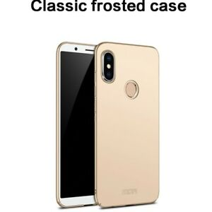 new styles efbc5 b3de1 Details about MOFI for Xiaomi Redmi Note 5 Pro PC Back Case Full Protective  Phone Cover Shell