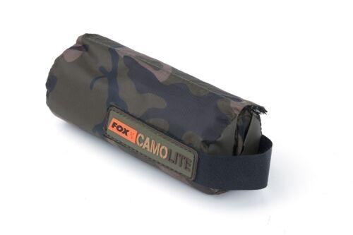 Net Float Fox CamoLite Carp Fishing Luggage Range