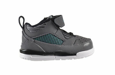 Jordan Flight 9.5 BT Baby Toddlers Shoes Black//White-Cool Grey 654977-003