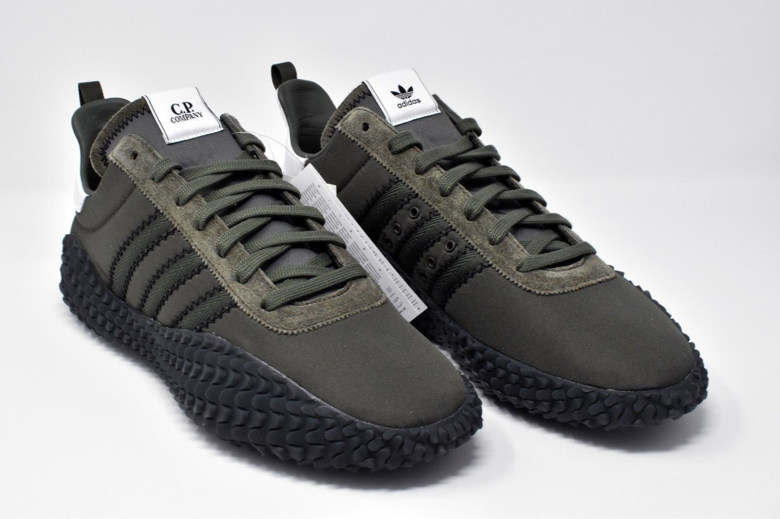 Adidas x cp company Kamanda trainers uk 10 e 44 new boxed ship worldwide