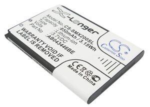 SGH-C300 SGH-C268 SGH-C308 Batería 850mAh para Samsung SGH-C260