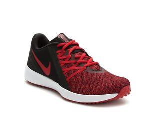 half off 12f03 c3896 Image is loading Nike-VARSITY-COMPETE-TRAINER-Mens-Black-Gym-Red-