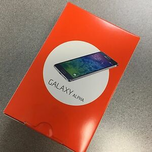 InBox New Unlocked Samsung Galaxy Alpha SM-G850A - 32GB ...