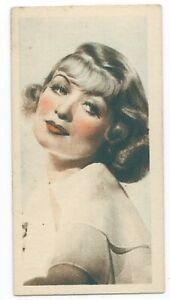 1934-Godfrey-Phillips-Film-Stars-Card-49-Constance-Bennett