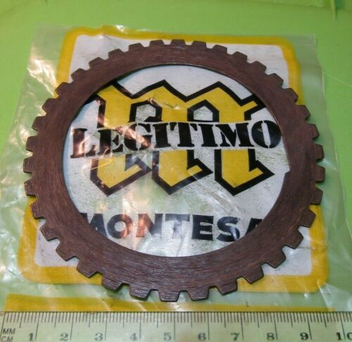 Details about  /Montesa Cappra 360 VA Clutch Plate p//n 6663.023 NOS 66M 1975-1976  1 Count