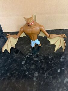 MAN-BAT-animee-Batman-Action-figure-Vintage-Kenner