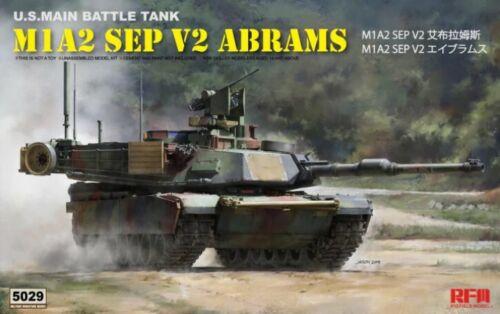 Neu Rye Field Model RM-5029-1:35 M1A2 SEP V2 ABRAMS