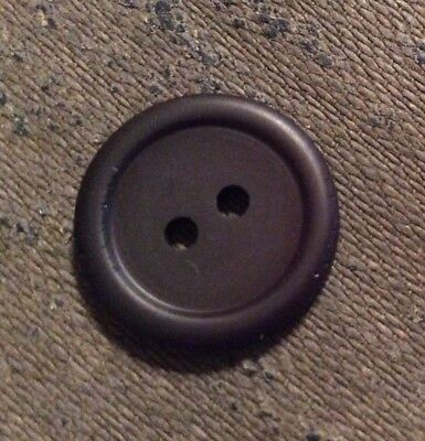 """THE BUTTON CO #HW120 LIME ROUND--2 HOLE--3//4/""""--12 PIECES"""