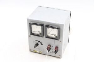 Old-GDR-Power-Supply-Adjustable-Power-Device-Old-Vintage