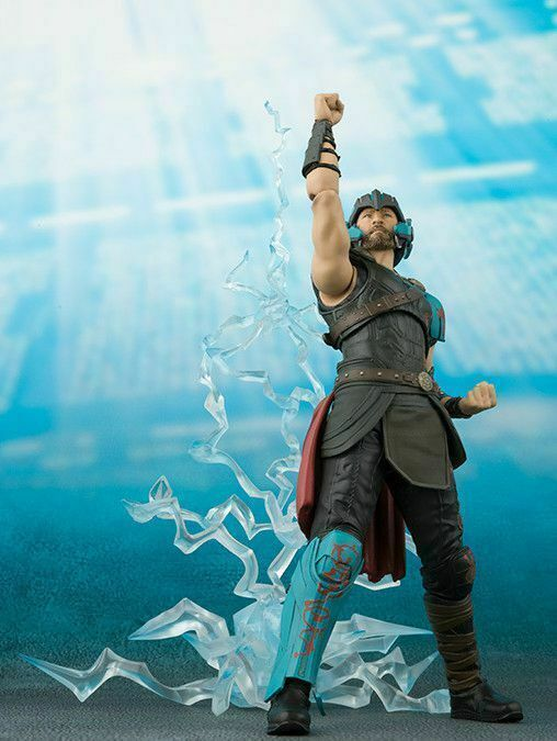 S.H.Figuarts Thor  Ragnarok Thor & Fulmini Effetto Set Action Figure
