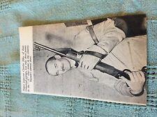 m89b ephemera 1966 london transport picture charles ellis marksman
