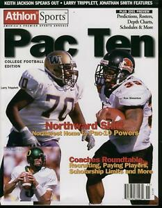 Athlon-Sports-PAC-TEN-College-Football-2001