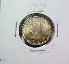 C: Malaya 10 Cents (1961H) QEII - BU
