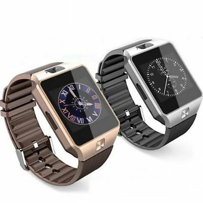 DZ09 Bluetooth Smart Watch Phone-Sim Card & Memory Slot-Camera For Android & iOS