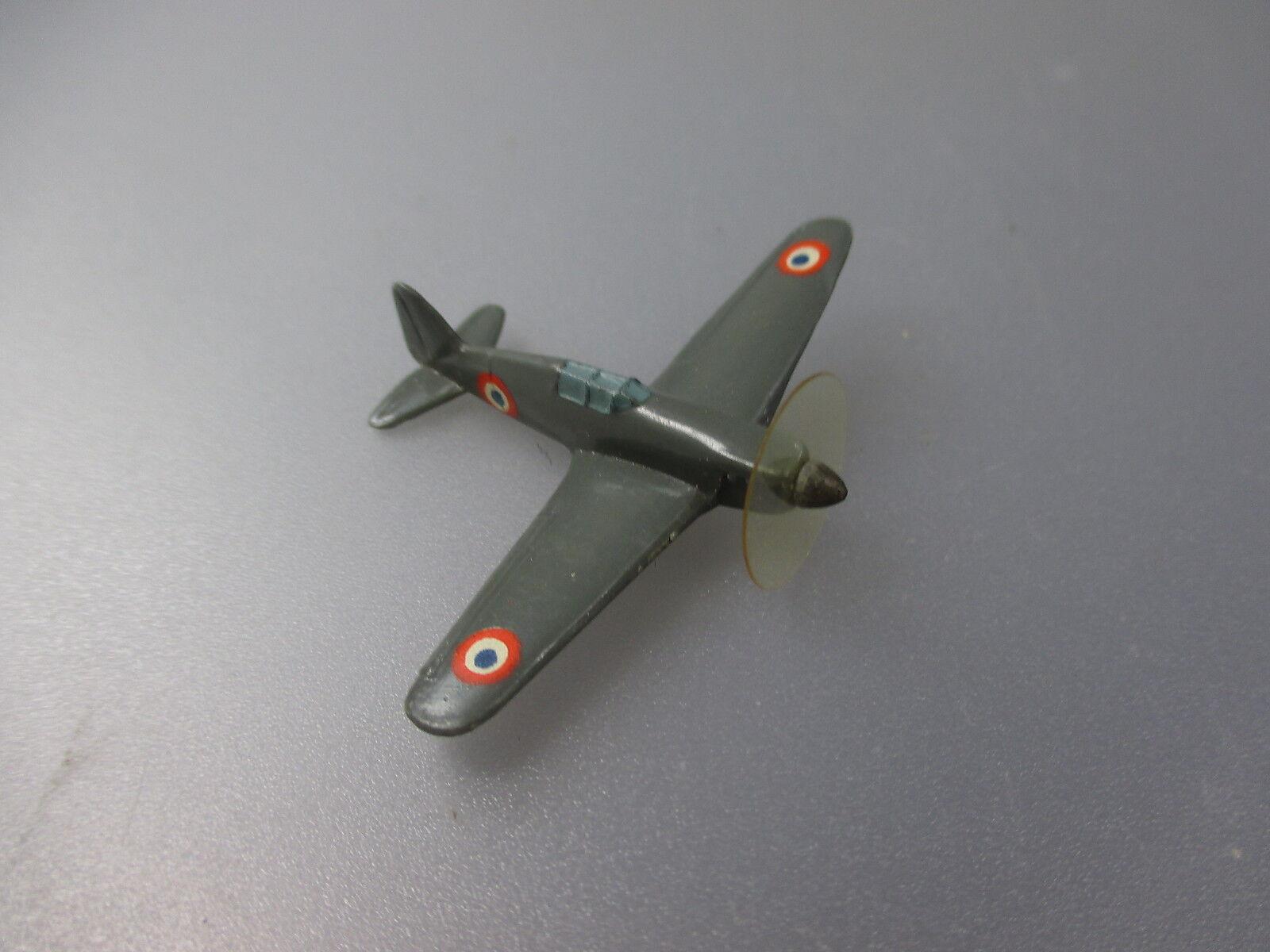 Wiking  Flugzeug Frankreich F1, Morane 406  (Schub10)  | Moderne Muster