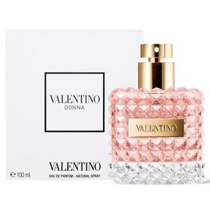 5245548aa3118 VALENTINO DONNA PERFUME Eau De Parfum Spray 3.4OZ / 100ML IN TESTER ...