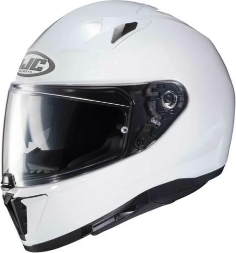 Full Face Motorcyle Street Bike Riding DOT Sun Visor Men Women HJC i 70 Helmet