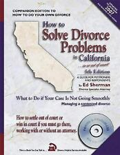 How to Solve Divorce Problems in California: What to Do if Your Case Is Not