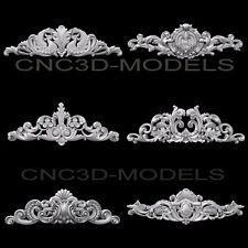 3D Model STL for CNC Router Engraver Carving Artcam Aspire Decor Grapes 8012