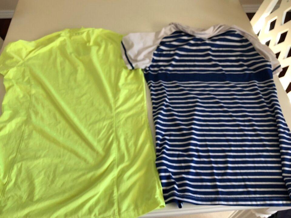 T-shirt, Badminton bluser , FZ Forza og Yonex