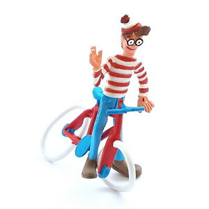 Figurine-Collection-or-Is-Charlie-Star-Toys-1992-Charlie-a-Bike-11-CM