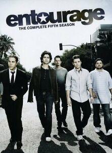 Entourage-TV-Show-Season-Series-5-DVD-Box-Set-NEW-Jeremy-Piven-Adrian-Grenier