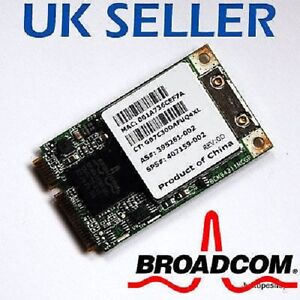 DW1390 BROADCOM CORPORATION DOWNLOAD DRIVER