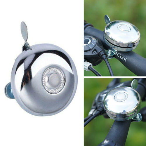 Classic Metal Ring Bicycle Bike Bells Cycling Handlebar Bell Safety Sound Alarm