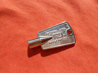 National Freezer Lock Key Pre-cut Key For Common Freezer Triangle Type