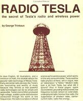 radio Tesla Paperback ( 96x002 )