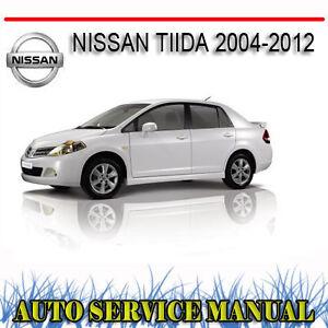 2012 nissan versa service manual pdf