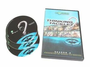 KORDA THINKING TACKLE SEASON 4 / CARP FISHING DVD