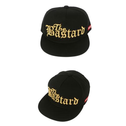 Unisex Mens Womens Premier Bastard Mustache Hip-hop Baseball Cap Snapback Hats