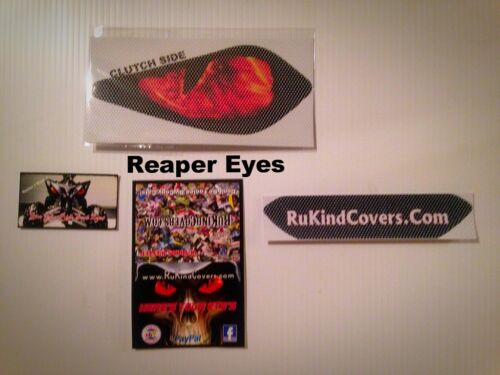 YAMAHA RAPTOR REAPER Head Light Covers RuKind 700,450,350,250 cool item