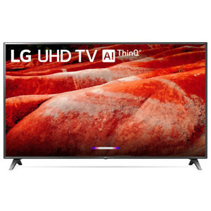 "LG 86UM8070PUA 86"" 4K HDR Smart LED IPS TV w/ AI ThinQ (2019 Model)"