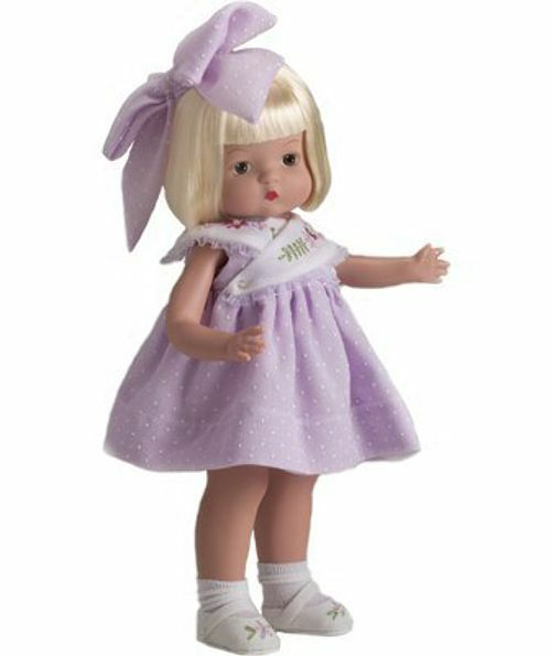 Effanbee Dolls Patsy Sweet purple Outfit Only 14 Dolls