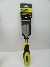 Stanley FatMax Thru-Tang  1//2 in W x 9 in L Steel  Wood Chisel  Yellow 9843848