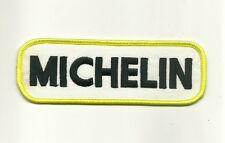 RARE / ECUSSON - MICHELIN : BIBENDUM / NEUF - NEW / PATCH BRODERIE
