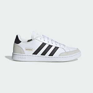 Details about Adidas NEO Grand Court SE [FW3277] Men Casual Shoes White/Black