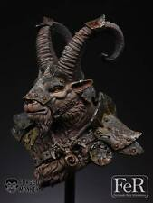 FeR Forged Monkey Sha'Un Ram Warrior 1/9th Unpainted resin bust kit