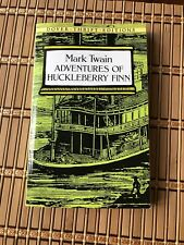 Dover Thrift Editions: Adventures of Huckleberry Finn by Mark Twain (1994, Paperback, Reprint)